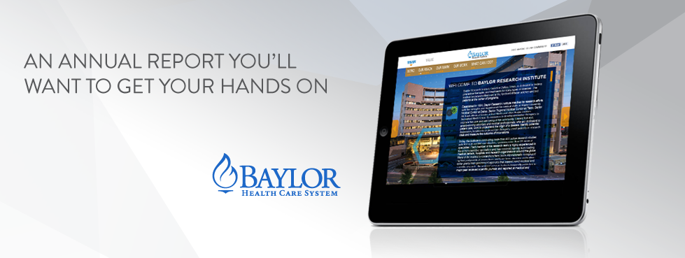 Baylor Interactive Annual Report