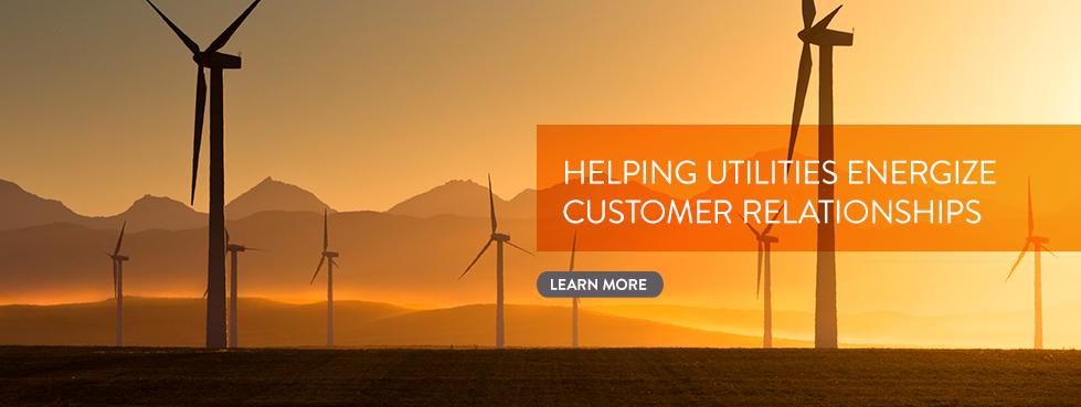 Helping utilities energize customer relationships