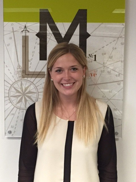 Marketwave's summer intern, Caroline Knight.