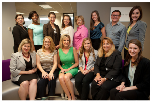 The Marketwave team celebrates our new brand launch and 15 years in business.
