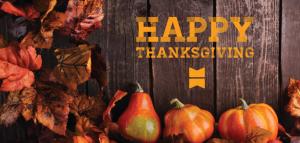 Marketwave Thanksgiving